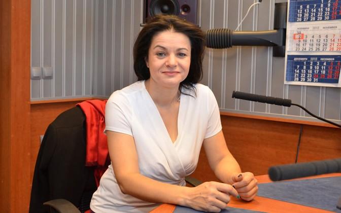 """""""С какво се промени Видин за изминалата година?"""", запита риторично Росица Кирова от ефира на радио """"Видин"""""""