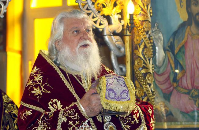 Почина Видинския митрополит Дометиан
