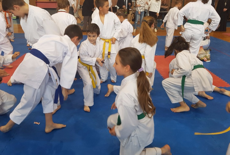 Празник на творчеството и спорта за децата на Видин