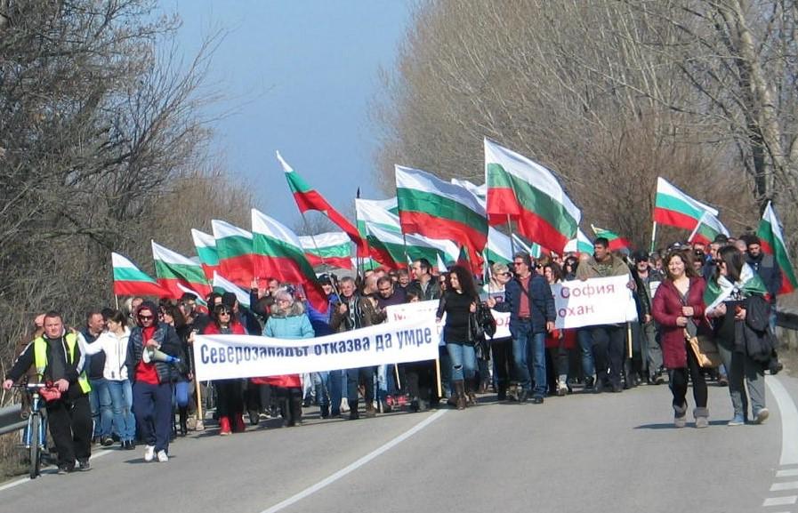 Какво се случва с обещания нов път Видин-Ботевград?