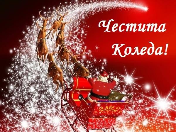 Светла и щастлива Коледа!