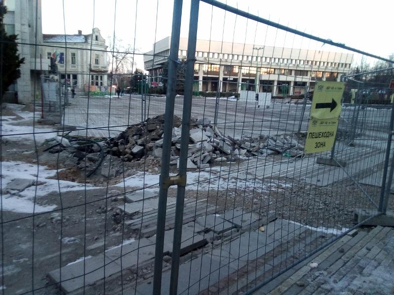 За ранимата бездарност или какво става с площада на Видин?