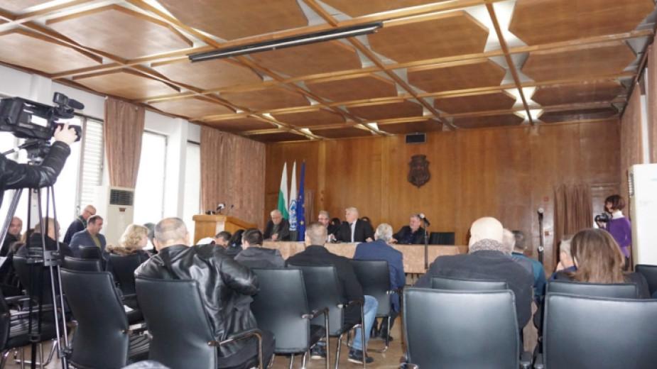 Община Видин ще тегли кредит заради финансова корекция по договора за площада